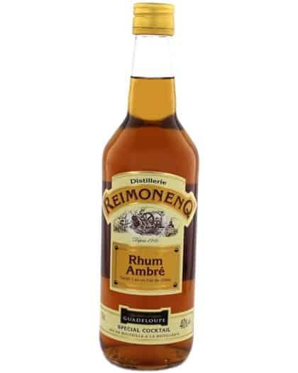 Rhum Reimonenq Ambré Spécial Cocktail 70cl 40%Vol