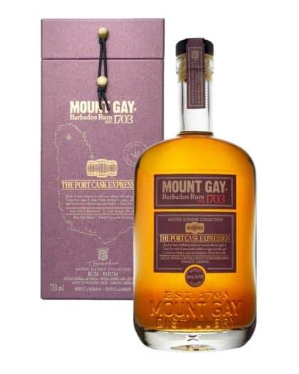Rum Mount Gay Port Cask Expression 70cl 55%Vol