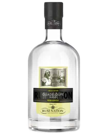 Rum Nation Guadaloupe Blanc 2015
