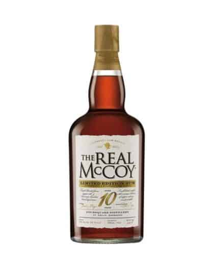 The Real McCoy 10 Years Virgin Oak Limited Edition