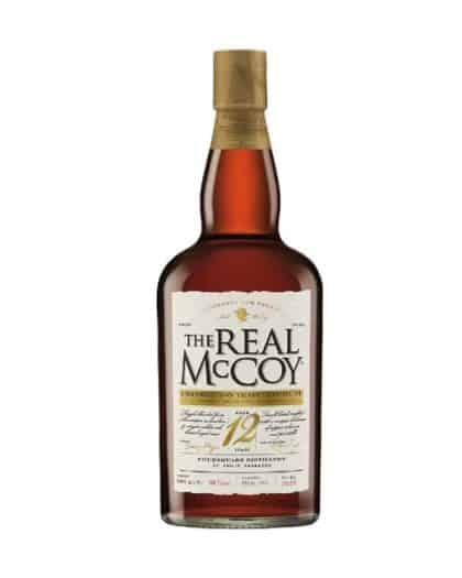 The Real McCoy 12 Years 100% Proof