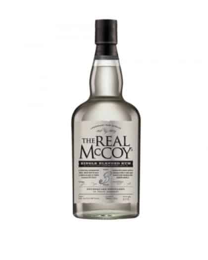 The Real McCoy Single Blended Rum 3 Years