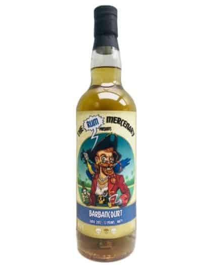 The Rum Mercenary Haiti Barbancourt 13 years