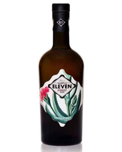The Rum Mercenary Sample Eleven Blended Rum
