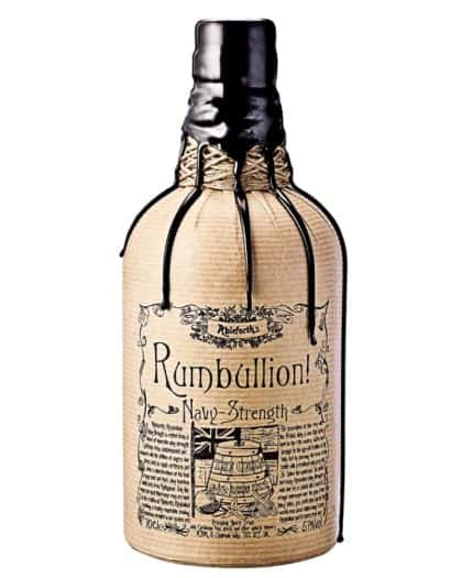 Abelforth's Rumbullion Navy Strength 70cl 57%Vol