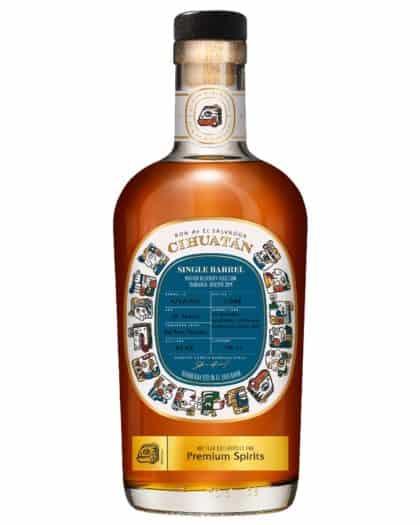 Cihuatan 15 years Single Cask Premium Spirits Belgium 70Cl 53,3%Vol