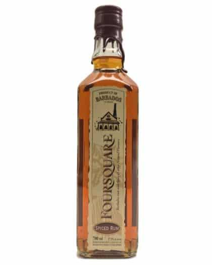 Foursquare Spiced Rum 70cl 37,5%Vol