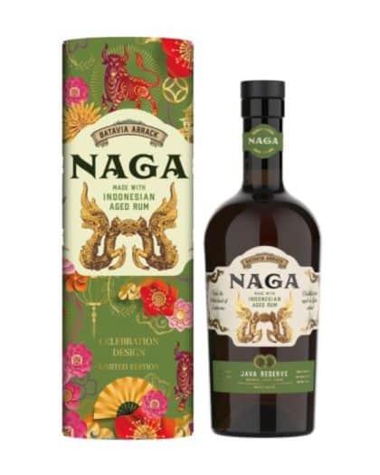 Naga Rum Java Reserve Celebration Edition 70cl 40%Vol.