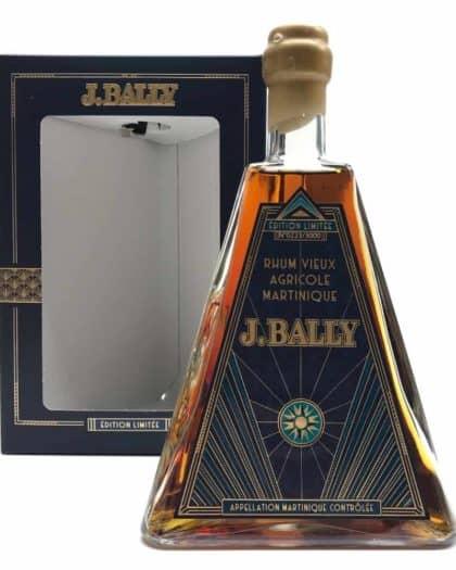 Rhum J.Bally Edition Limitée Art Déco 70cl 42%Vol