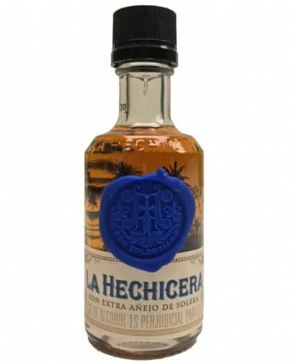 Ron La Hechicera Baby Bottle 5cl 40%Vol