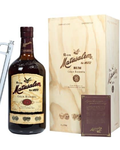 Ron Matusalem Gran Reserva 15 Years 6 litre bottle