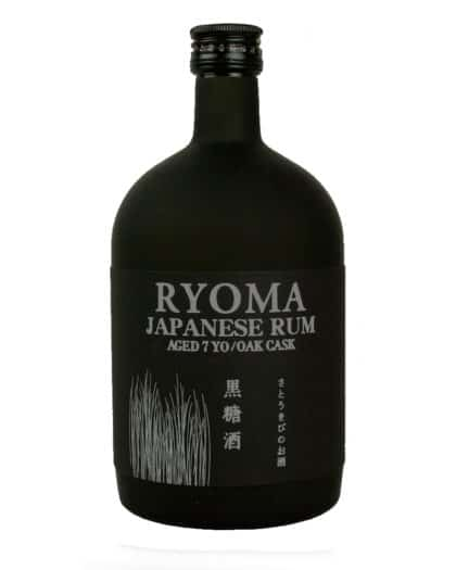 Ryoma 7 Years Old Japanese Rum 70cl 40%Vol