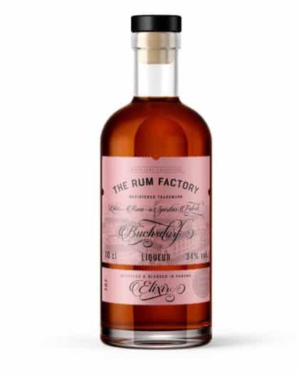 The Rum Factory Liqueur Elixir 70cl 34%Vol