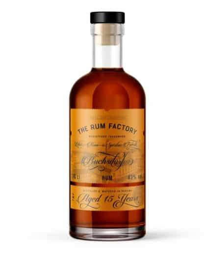 The Rum Factory Panama Aged 15 Years 70cl 43%Vol