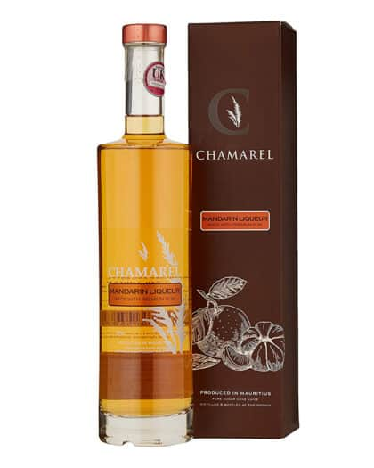 Chamarel Mandarine 50cl 35%Vol