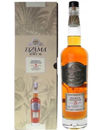 Dzama 5 Ans Cognac Cask Finish