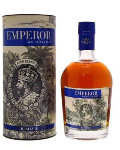 Mauritian Rum Emperor Heritage