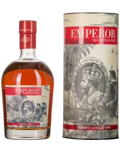 Mauritian Rum Emperor Sherry Cask Finish