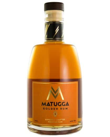 Mattugga Golden Rum