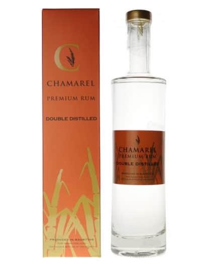 Rhum Chamarel Double Distilation 70cl 44%Vol