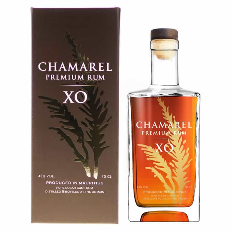 Rhum Chamarel XO 70cl 43%Vol