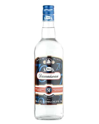 Rhum Damoiseau Blanc 70cl 50%Vol