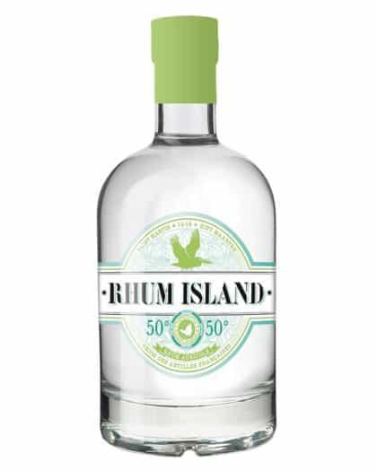 Rhum Island Rhum Agricole Blanc