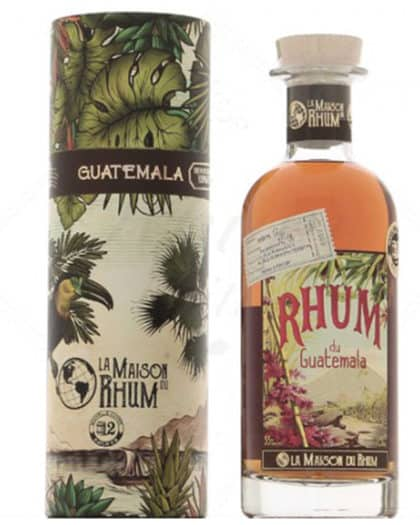 Rhum La Maison Du Rhum Guatemala 70cl 55%Vol