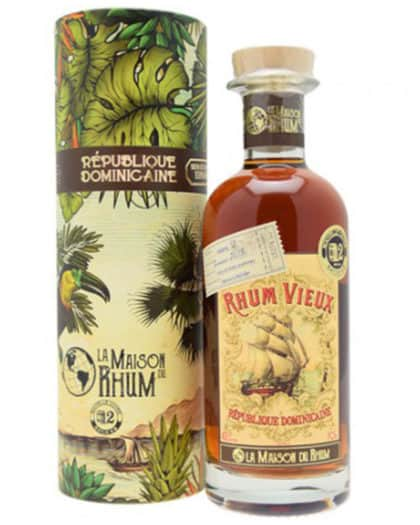 Rhum La Maison Du Rhum Republique Dominicaine 70cl 42%Vol