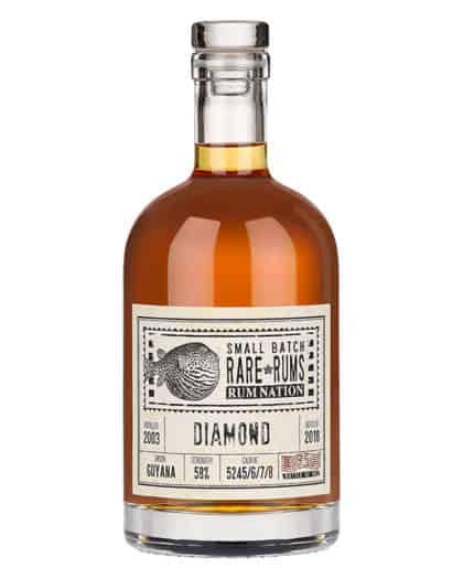 Rhum Rum Nation Diamond 15 years 2018 70cl 58%Vol