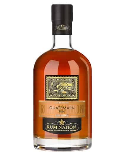 Rhum Rum Nation Guatemala Gran Reserva 70cl 40%Vol
