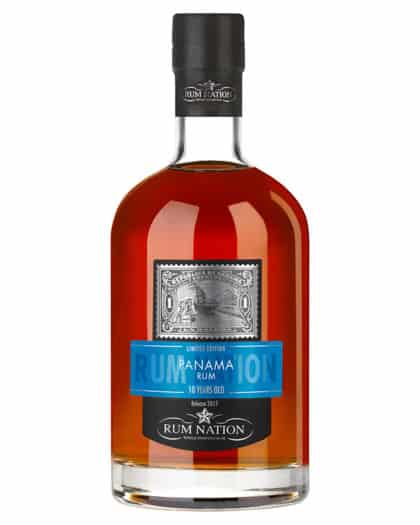 Rhum Rum Nation Panama 10 years 70cl Vol%40