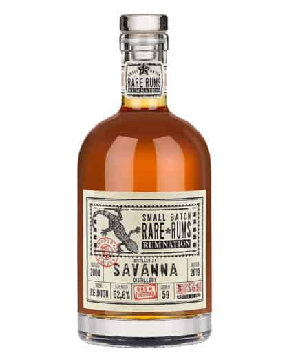 Rhum Rum Nation Savanna Traditionnel 15 years 2019 70cl 63%Vol