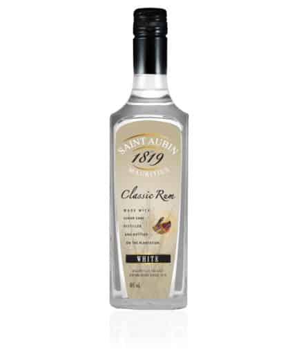 Saint Aubin Classic Rum White 50cl