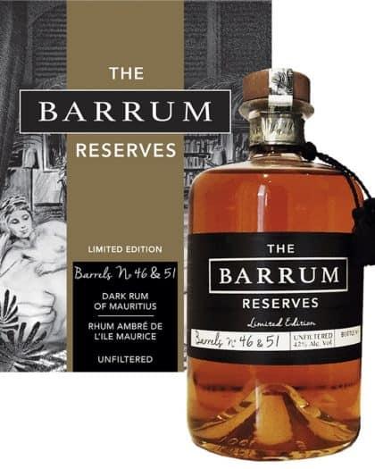The Barrum Reserves Barrels 46 and 51
