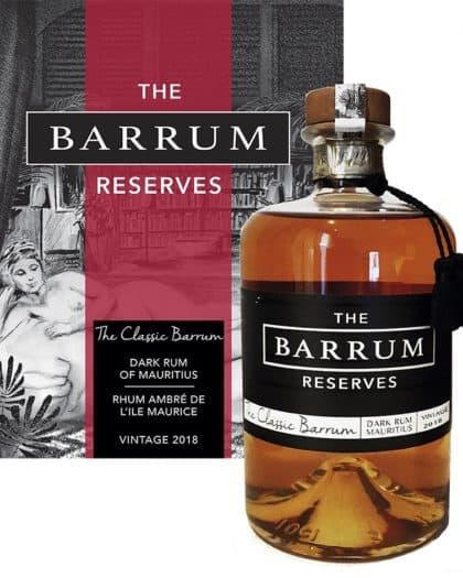 The Barrum Reserves The Classic Barrum Vintage 2018