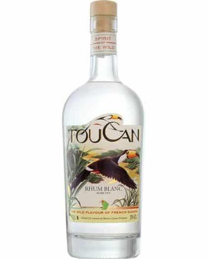 Toucan Rhum Blanc Agricole
