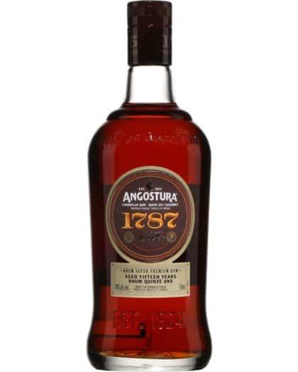 Angostura 1787 Super Premium Rum Aged 15 Years