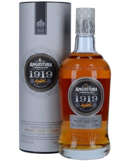 Angostura 1919 Premium Gold Rum Deluxe Aged Blend