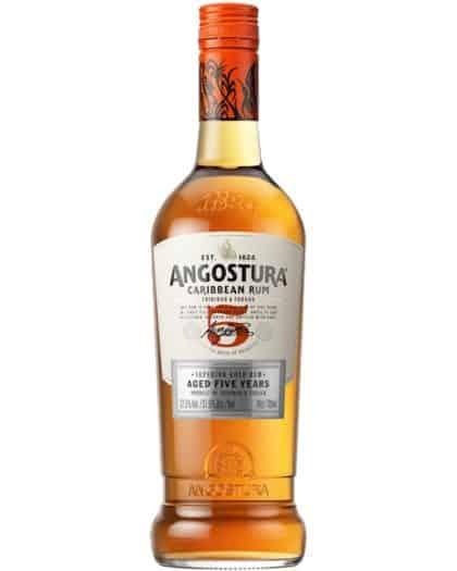 Angostura 5 Superior Gold Rum Aged 5 Years