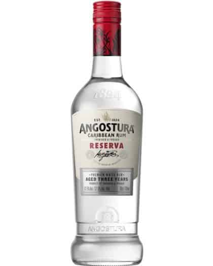 Angostura Reserva Premium White Rum Aged 3 Years