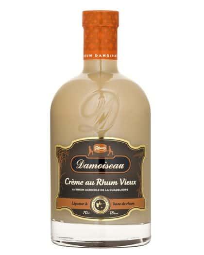 Damoiseau Liqueur Creme Au Rhum Vieux