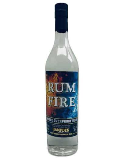Hampden Estate Rum Fire White Overproof Rum