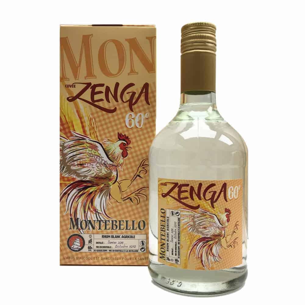 Montebello Cuvee Zenga Blanc