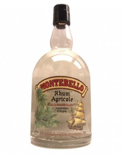 Montebello Rhum Blanc Agricole Winch