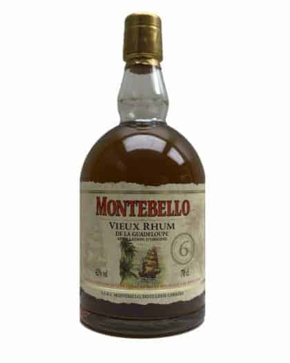 Montebello Rhum Vieux 6 Ans