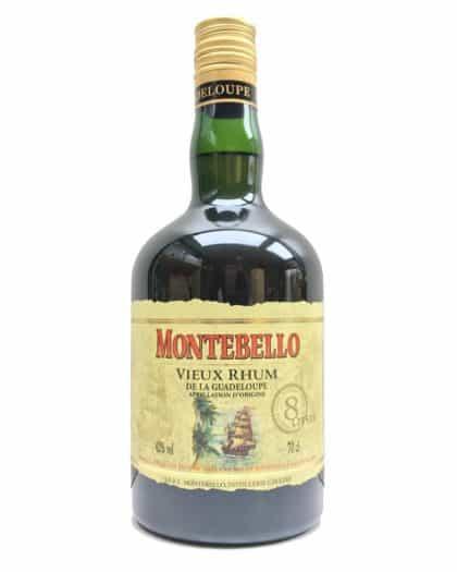 Montebello Rhum Vieux 8 Ans