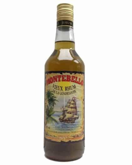 Montebello rhum Vieux 5 Ans