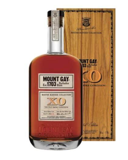 Mount Gay XO Peat Smoke Expression