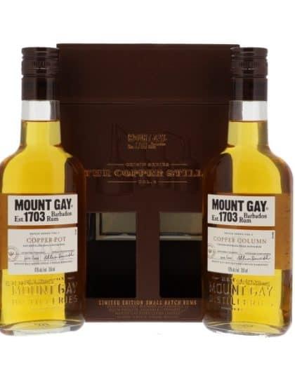 Mount Gay Origin Series Vol. 2 The Copper Stills